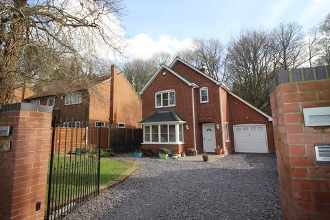 3 bedroom detached house for sale - Sandy Lane, Taverham