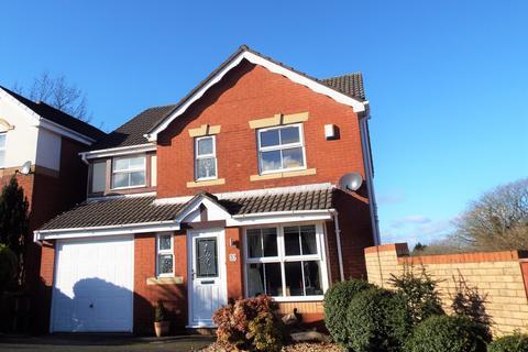 4 bedroom detached house for sale - Church Gardens, Cockett, Swansea, SA2 0FE