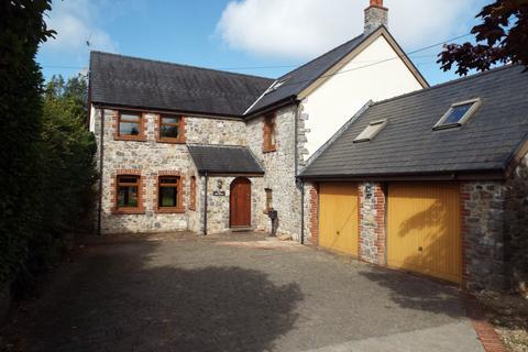 3 bedroom detached house for sale - The Old Croft, 68 Bishopston Road, Bishopston, Swansea, SA3 3EN