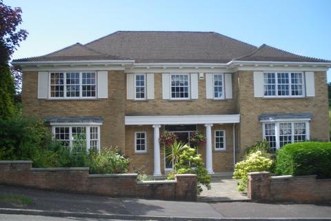 4 bedroom detached house for sale - 15 The Bryn, Derwen Fawr, Swansea