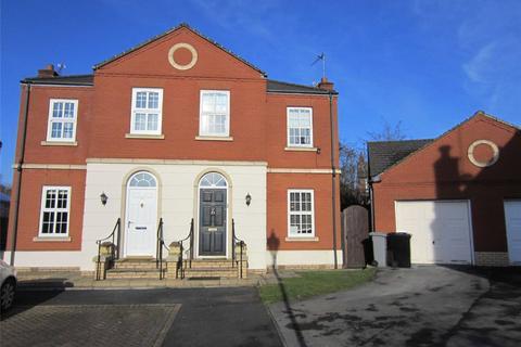 3 bedroom semi-detached house to rent - Belgravia Gardens, Hale, Altrincham, Cheshire, WA15