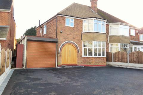 3 bedroom semi-detached house for sale - Chester Road, Castle Bromwich, B36