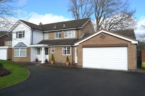 5 bedroom detached house to rent - Welcombe Grove, Solihull, West Midlands, B91