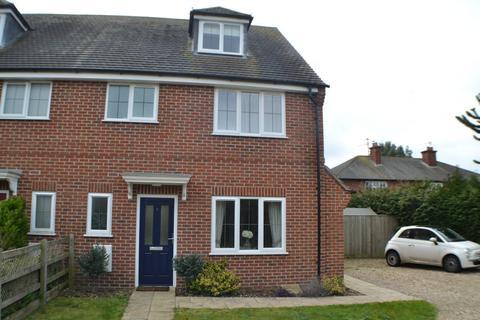 3 bedroom semi-detached house for sale - Benham Hill Thatcham