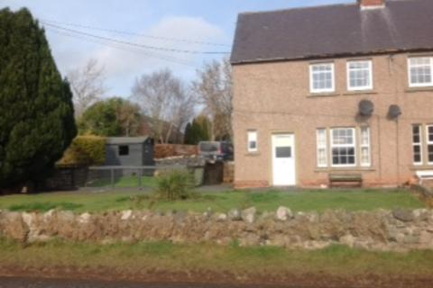 2 bedroom semi-detached house to rent - 1 New Cottages, Main Street, Preston, Berwickshire, TD11 3TQ