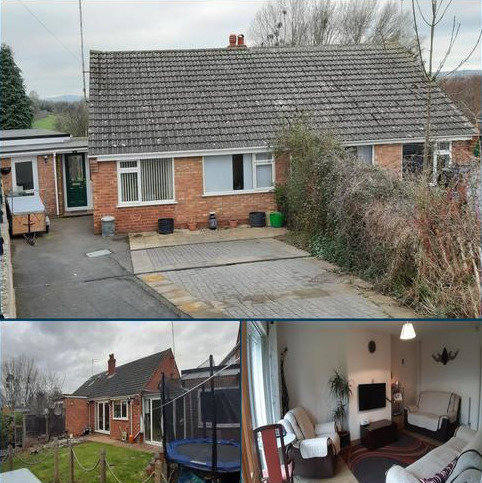 3 bedroom bungalow for sale - Leominster, Herefordshire, HR6
