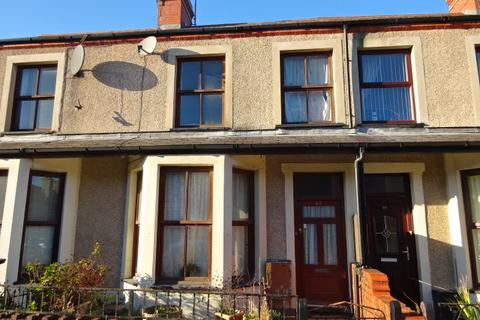 3 bedroom terraced house for sale - ORME ROAD, BANGOR LL57
