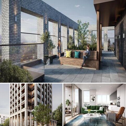 2 bedroom apartment for sale - Junction House, Grant Road, Battersea, London, SW11