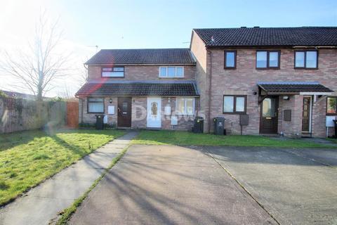 1 bedroom terraced house for sale - Horwood Close, Splott, Cardiff