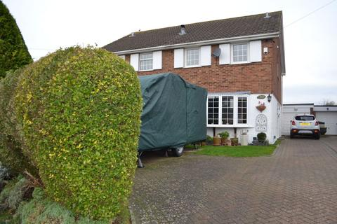 3 bedroom semi-detached house for sale - Snetterton Close, Parklands, Northampton NN3 6EG