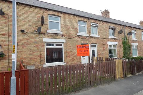 2 bedroom terraced house to rent - Sycamore Street, Ashington NE63