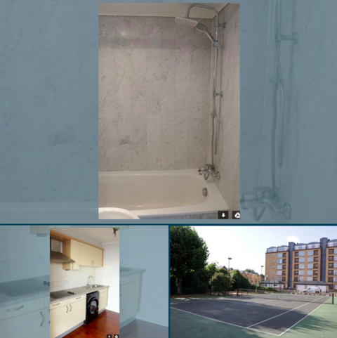 2 bedroom flat to rent - canada water SE16