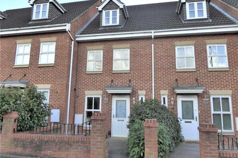 3 bedroom terraced house for sale - Balfour Road, Queens Park, Northampton, Northamptonshire, NN2