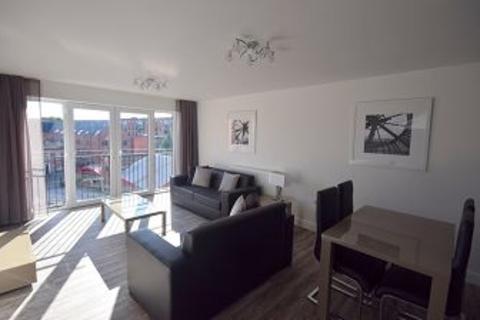 2 bedroom flat to rent - Weavers Point, Lodge Lane, Derby, DE1 3HE