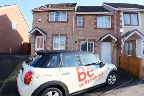 2 bedroom terraced house to rent - Clos Ysgallen, Llansamlet, Swansea, SA7 9WG