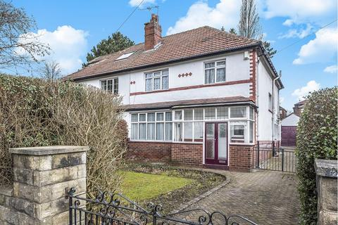3 bedroom semi-detached house for sale - Stonegate Road, Leeds, LS6 4PQ