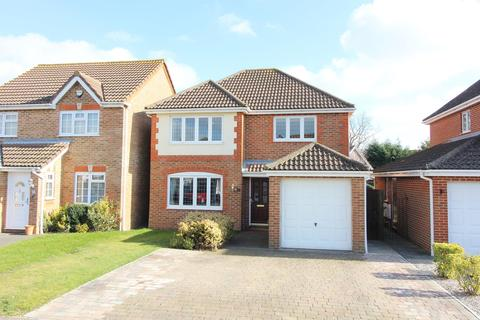 4 bedroom detached house for sale - Claudius Grove, Knights Park, Ashford, TN23 3BP