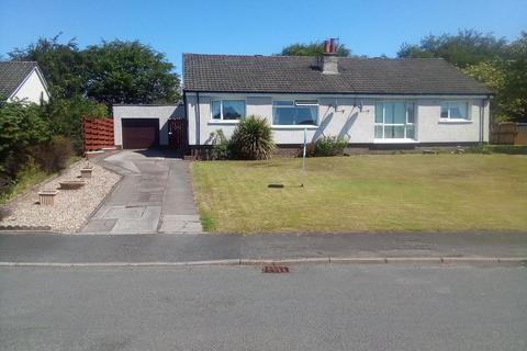 3 bedroom semi-detached bungalow for sale - 8 Provosts Loan, Millport, ISLE OF CUMBRAE, KA28 0BZ