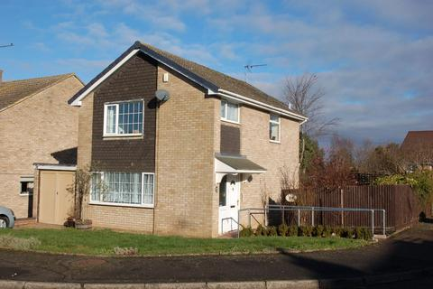 3 bedroom detached house for sale - Horsewell Court, Moulton, Northampton NN3 7XB