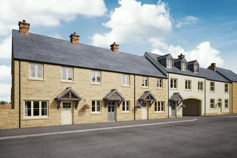 3 bedroom terraced house for sale - Plot 3, Lewis Court, Corn Street, Witney, Oxfordshire