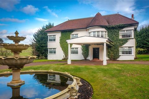 4 bedroom detached house for sale - Braefoot House, Kittochside Road, Carmunnock, Glasgow, G76