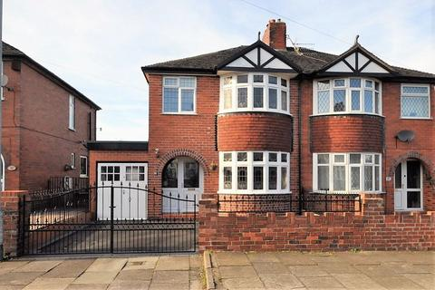 3 bedroom semi-detached house for sale - Lansdowne Road , Hartshill, Stoke On Trent, ST4 6EY