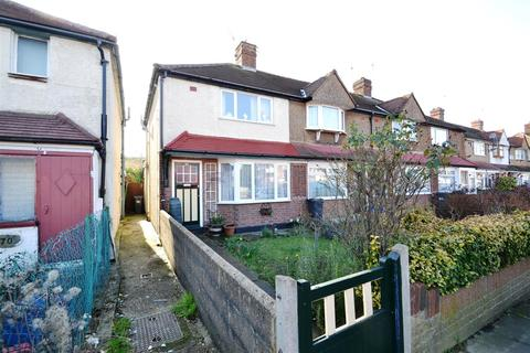 2 bedroom end of terrace house for sale - Hampton Road West, Feltham