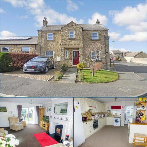 4 bedroom semi-detached house for sale - 26 The Springs, Middleham