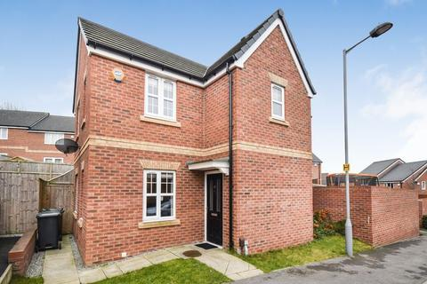 3 bedroom detached house for sale - Woodend Drive, Shipley