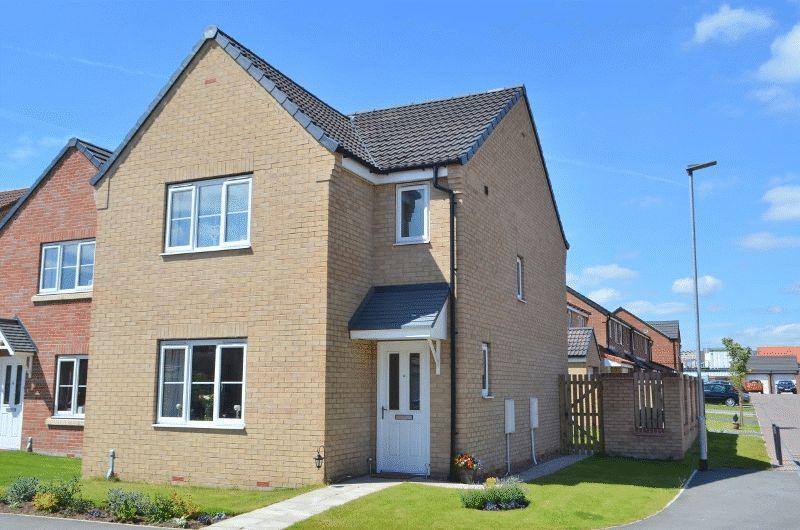 3 Bedrooms Detached House for sale in Brambling Way, Scunthorpe