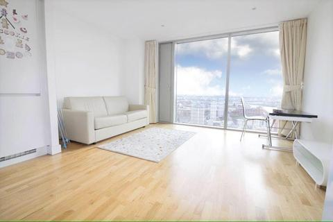 1 bedroom flat to rent - Landmark West Tower, 22 Marsh Wall, Canary Wharf, London, E14 9AL