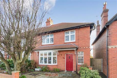 3 bedroom semi-detached house for sale - Hallyburton Road, Hove