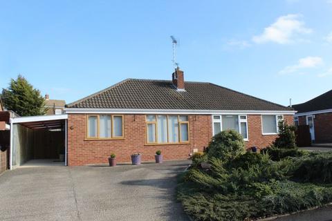 2 bedroom semi-detached bungalow for sale - Cavendish Avenue, Churchdown, Gloucester