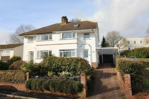 4 bedroom semi-detached house for sale - Charnley Avenue, Exeter