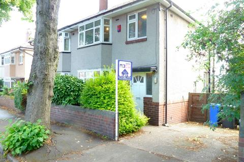 3 bedroom semi-detached house to rent - Hunter House Road, Sheffield, S11 8TZ