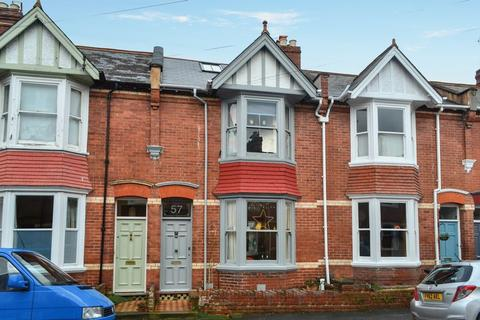 4 bedroom terraced house for sale - West Grove Road, St Leonards, Exeter