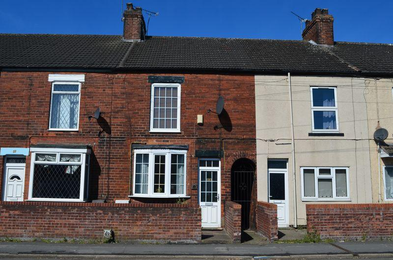 3 Bedrooms Terraced House for sale in Cemetery Road, Scunthorpe