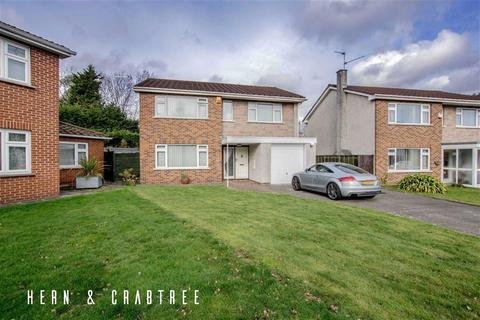 4 bedroom detached house for sale - Melville Avenue, Old St Mellons, Cardiff
