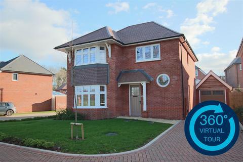 3 bedroom detached house for sale - Palmer Close, Saxon Brook, Exeter