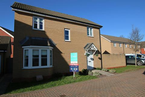 3 bedroom detached house for sale - Robert Davy Road, The Rydons, Exeter