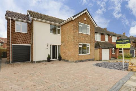 4 bedroom detached house for sale - Richmond Gardens, Redhill, Nottinghamshire, NG5 8JS