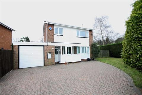 3 bedroom detached house for sale - Beauchamp Road, Solihull, West Midlands, B91