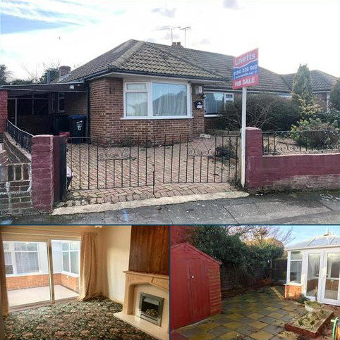 3 bedroom semi-detached bungalow for sale - Sandwood Road, Ramsgate