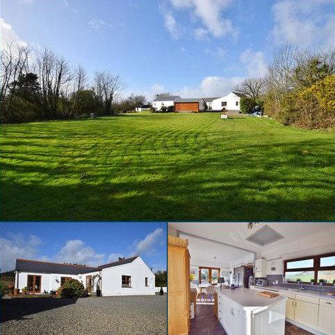 5 bedroom detached bungalow for sale - Camrose, Haverfordwest