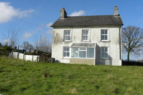 4 bedroom property with land for sale - Harford, Llanwrda