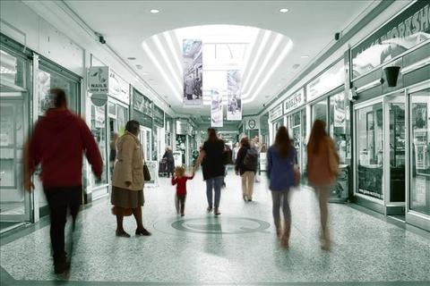 Shop to rent - Units 21-22, The Quadrant, Market Place, Romford, Essex, RM1