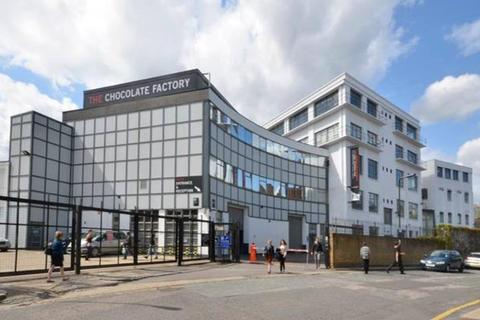 Industrial unit to rent - Unit D308 The Chocolate Factory , Clarendon Road, Wood Green , London