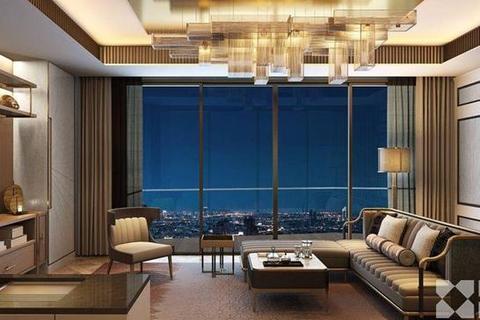 3 bedroom block of apartments - The Residences At Mandarin Oriental, 222 sq.m