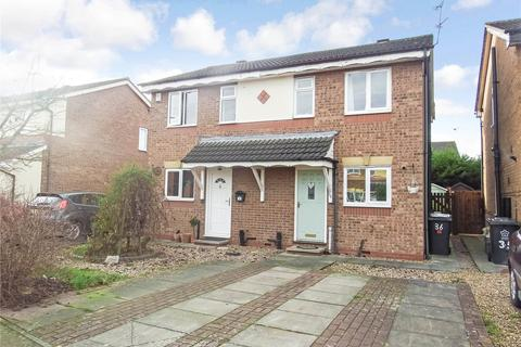 2 bedroom semi-detached house for sale - Manston Close, Leicester, LE4
