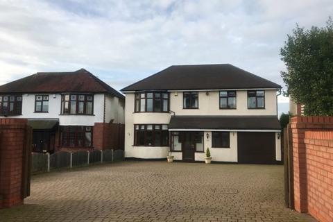 4 bedroom detached house for sale - Walsall Road, Churchbridge